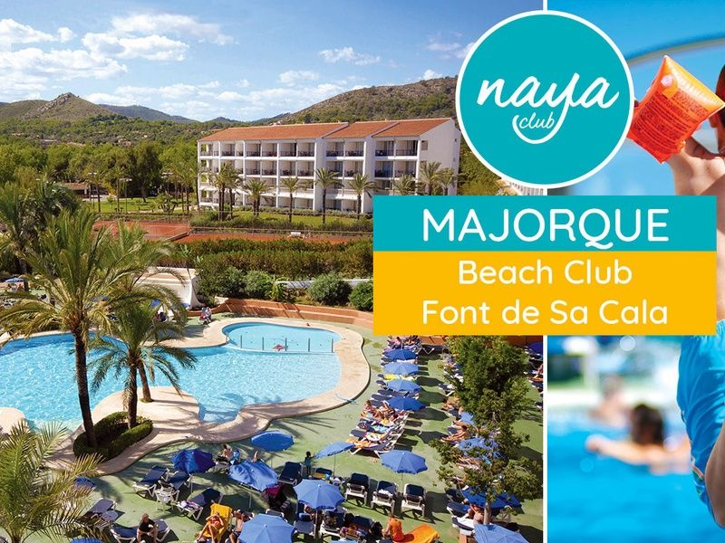 Hôtel Naya Club Beach Font De Sa Cala 4* pas cher photo 1