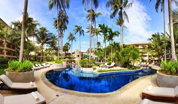 Hôtel Novotel Phuket Surin Beach Resort (ex Double Tree by Hilton) 4* pas cher photo 1