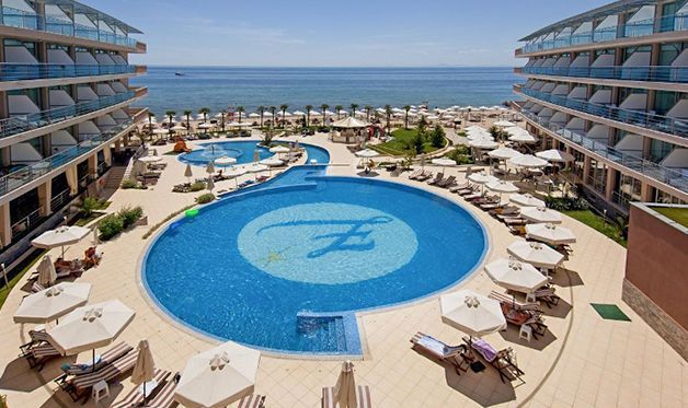 Hôtel Zornitza Sands Beach et Spa 4* sup pas cher photo 1