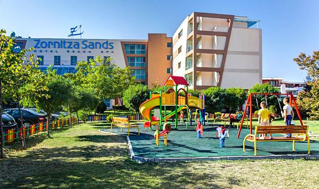 Hôtel Zornitza Sands Beach et Spa 4* sup pas cher photo 2
