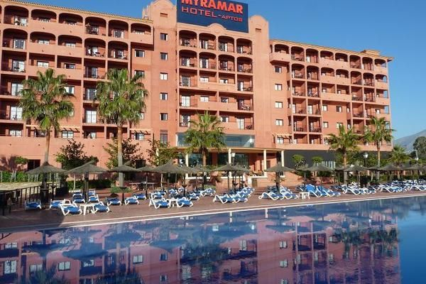 Apparthôtel Myramar Fuengirola 3* pas cher photo 1