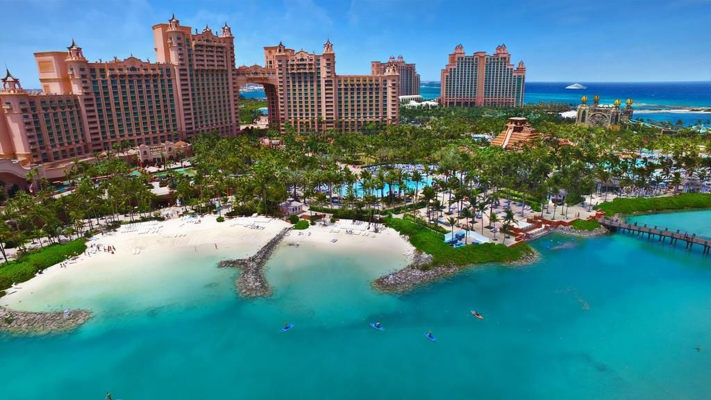 Hôtel Atlantis Paradise Island Beach Tower 4* pas cher photo 1