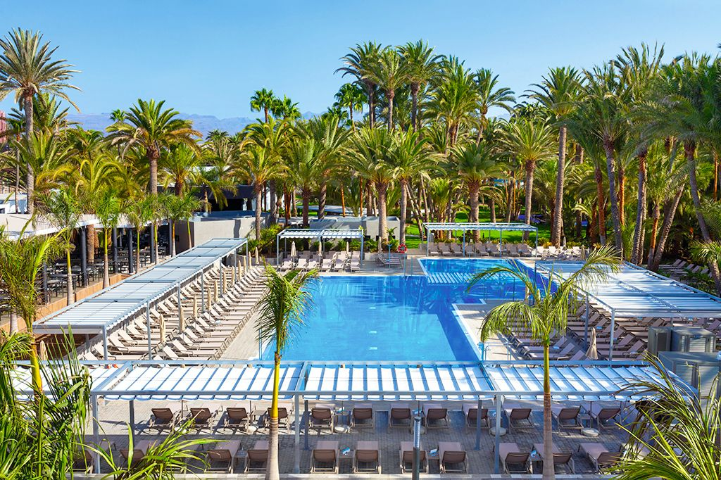 Riu Palace Oasis 4* pas cher photo 2