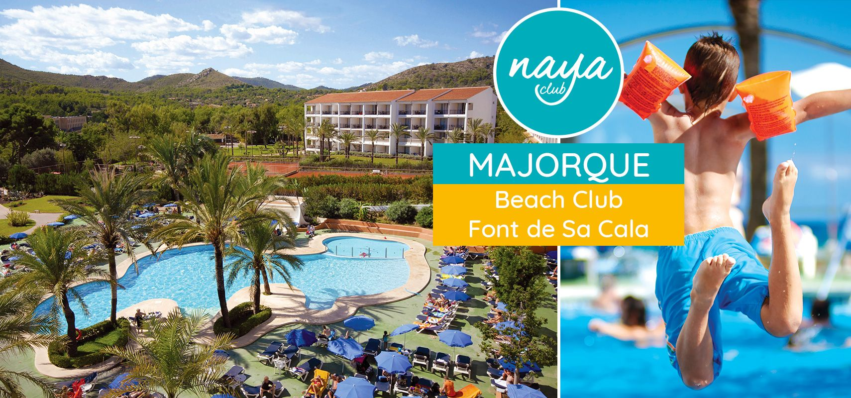 NAYA CLUB MAJORQUE 4*(NL) pas cher photo 1